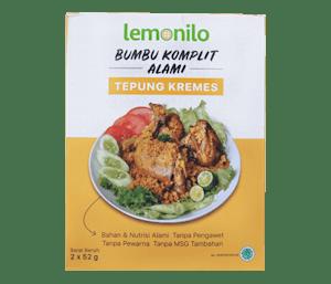 Lemonilo Bumbu Komplit Alami Tepung Kremes 104 gr