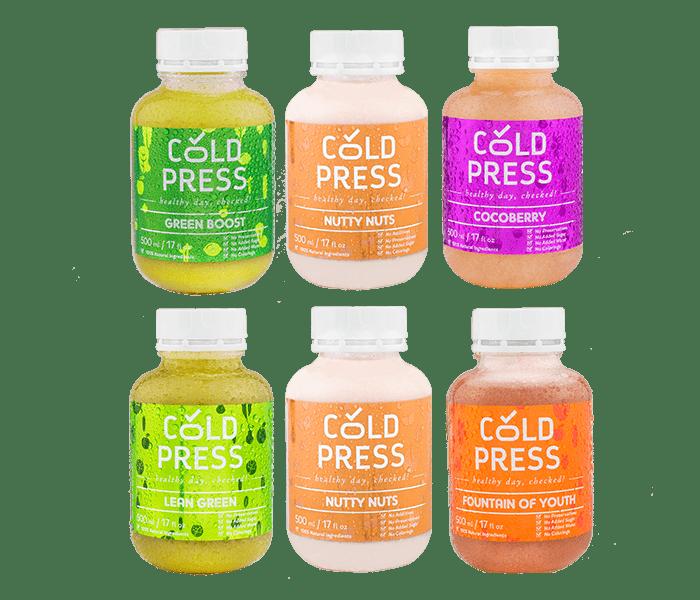 Jual Cold Press 3 Days Power Cleanse Detox hanya di Lemonilo.com
