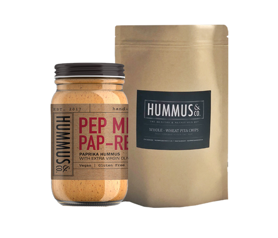 Hummus & Co. Powerhouse Pack J