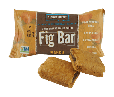 Nature's Bakery Fig Bar Mangga