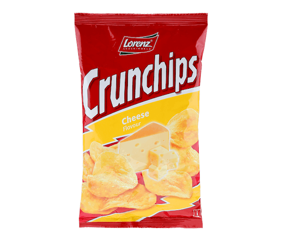 Lorenz Crunchips Cheese Flavour