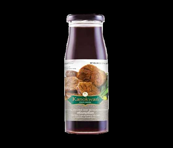 Kanokwan Oriental Braised Beef Seasoning Paste 200 ml