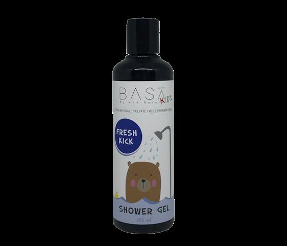 Basa Kids Fresh Kick Shower Gel 250 ml