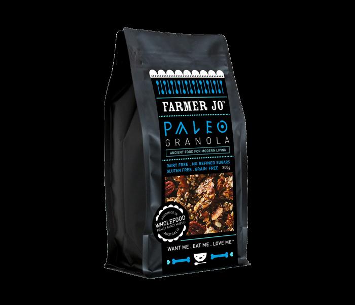 Farmer Jo Paleo Granola 300 gr