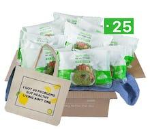 LemoniloBox Paket Lemonilo Mie Goreng Instan Alami Isi 25