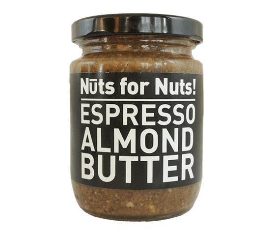 Nuts for Nuts Selai Kacang Almond Espresso