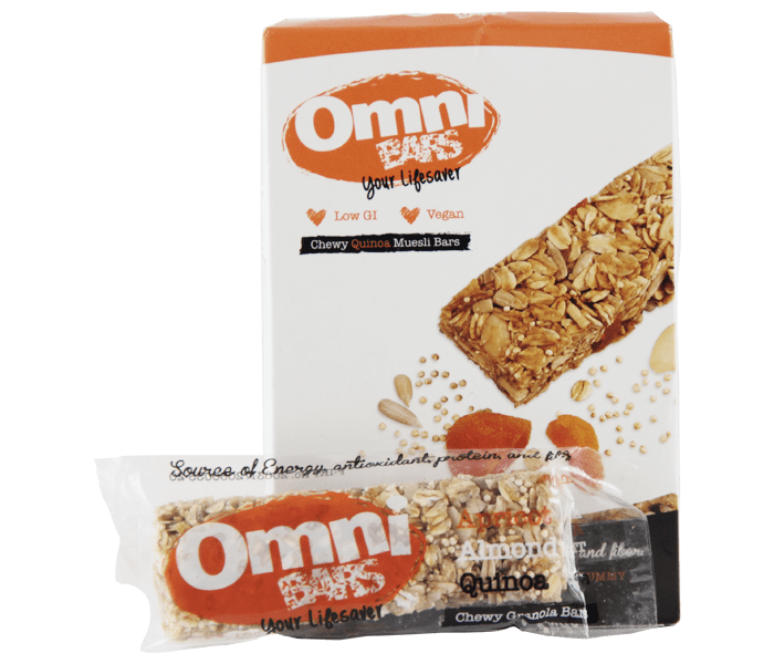Jual Omni Bars Quinoa hanya di Lemonilo.com