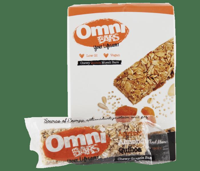 Omni Bars Quinoa