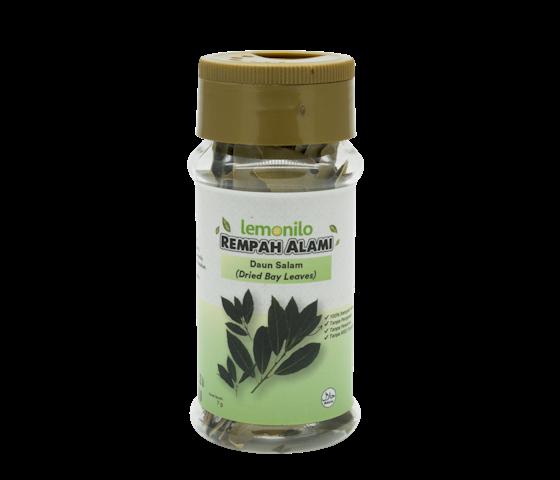 Lemonilo Rempah Alami Daun Salam Kering (Dried Bay Leaf) 7 gr