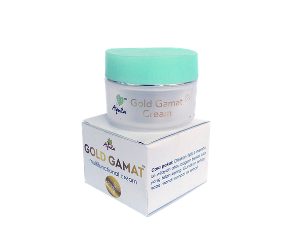 Aquila Gold Gamat Cream 14 gr