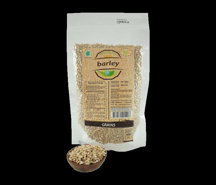 Jual Trio Kacang Barley 450 gr hanya di Lemonilo.com