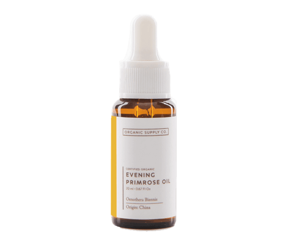 Organic Supply Evening Primrose Oil 20ml