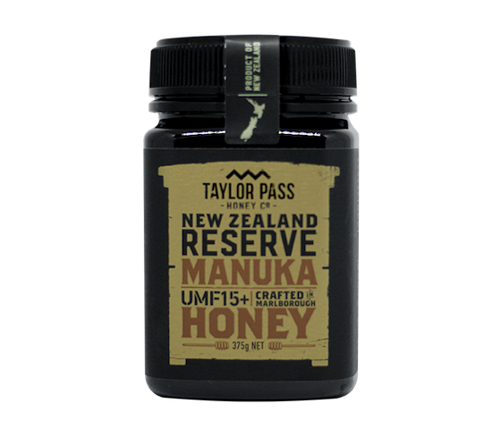 Taylor Pass Manuka Honey UMF 15+ 375 gr