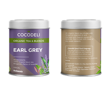 Cocodeli Organic Tea & Blends Earl Grey