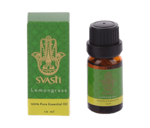 Svasti Lemongrass Essential Oil 10 ml