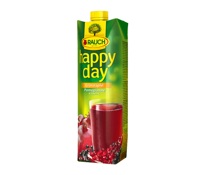 Rauch Happy Day Pomegranate Juice 1 L