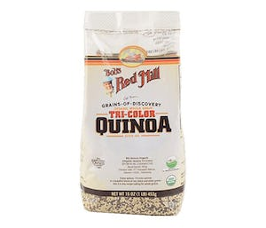 Bob's Red Mill Tricolor Quinoa Organik