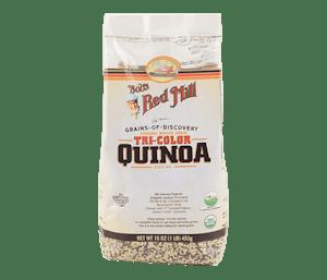Bob's Red Mill Tricolor Quinoa Organik