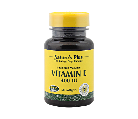 Nature's Plus Vitamin E 400 IU