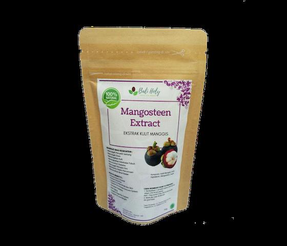 Bali Holy Mangosteen Extract With Sugar (Ekstrak Buah Manggis) 75 gr