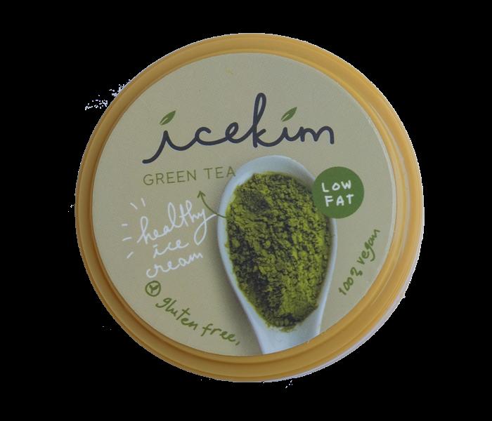 Icekim Ice Cream Green Tea 150 gr