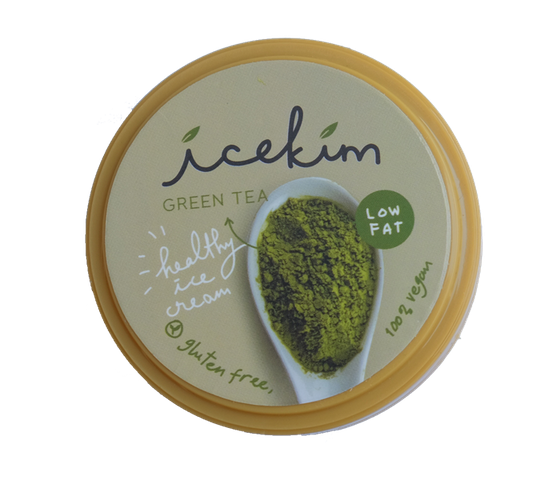 Icekim Ice Cream Green Tea 150 gr