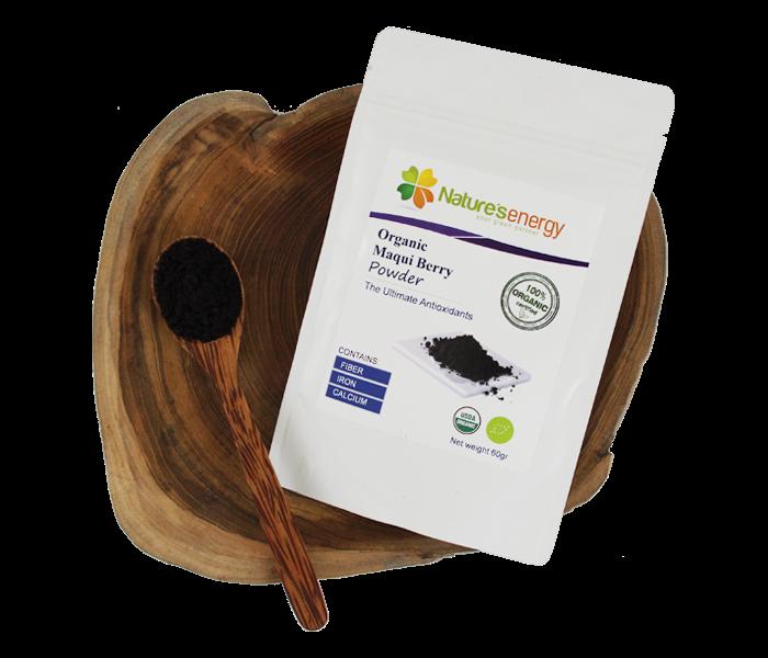 Nature's Energy Maqui Berry Powder