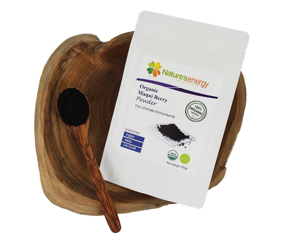 Nature's Energy Maqui Berry Powder 60 gr