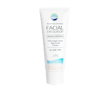 Ocean Fresh Facial Exfoliator Removes Impurities Tube 100 ml