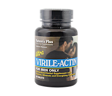 Nature's Plus Ultra Virile-Actin For Men Only