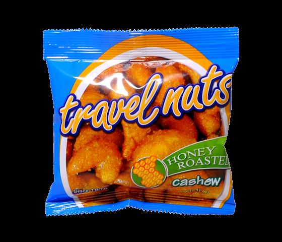 FINNA Travel Nuts Cashew Honey Roasted 40 gr