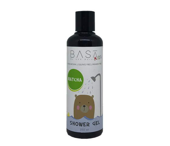 Basa Kids Matcha Shower Gel 250 ml