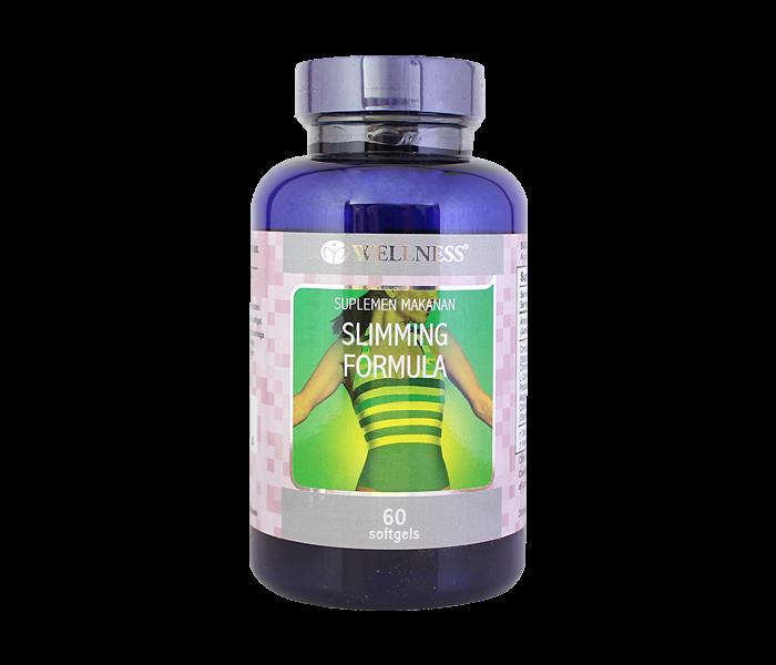 Wellness Slimming Formula 60 Kapsul