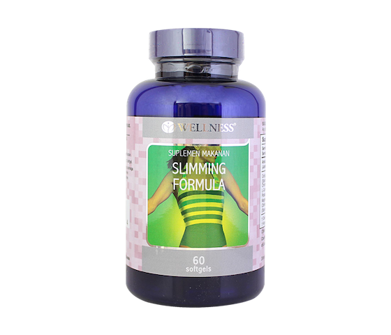 Wellness Slimming Formula 60 Kapsul