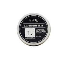 Echt Lab All-Purpose Balm Lavender Eucalyptus (Lv31) 25 gr