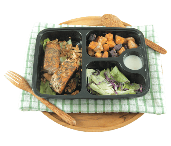 Nutrify 20 Days Healthy Catering Package (Lunch Only)