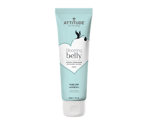 Attitude Blooming Belly Natural Conditioner 240 ml