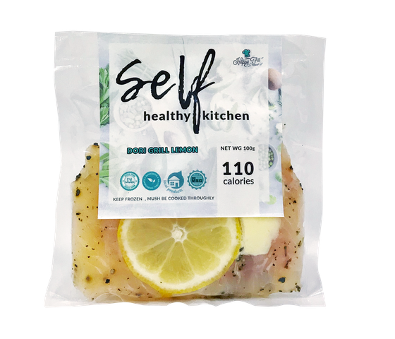 Happy Fit Self Healthy Kitchen Dori Grill Lemon 100 gr