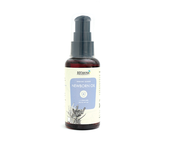 Botanina Comforting Newborn Oil 65 ml