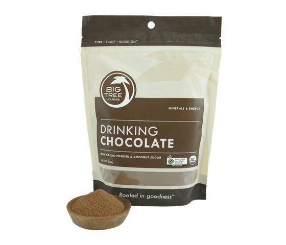 Big Tree Farms Minuman Cokelat Bubuk Organik
