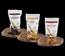 Good Living Chips Keripik Pisang Paket 3