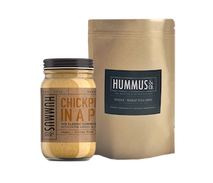 Hummus & Co. Powerhouse Pack A