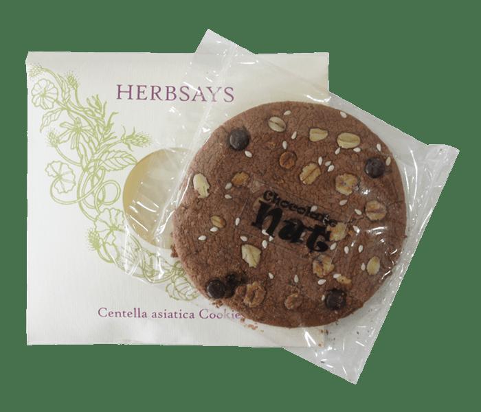 Herbsays Kue Kering Cokelat Kacang