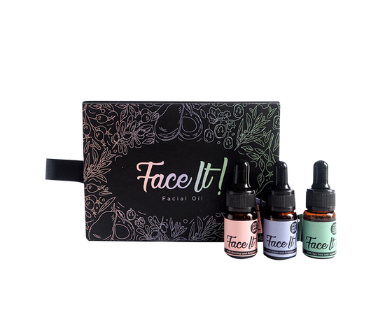 Wangsa Jelita Face It! Gift Pack