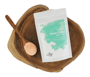 Herbilogy Green Coffee Kopi Hijau Bubuk