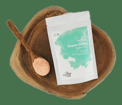 Herbilogy Green Coffee Kopi Hijau Bubuk