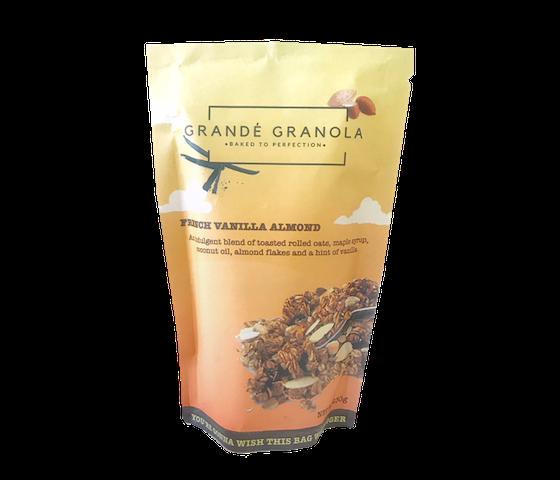 Grande Granola French Vanilla Almond