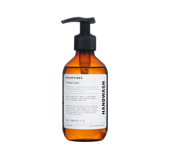 GoodVibes Aromatique Handwash 300 ml