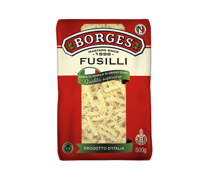 Borges Fussili 500 gr
