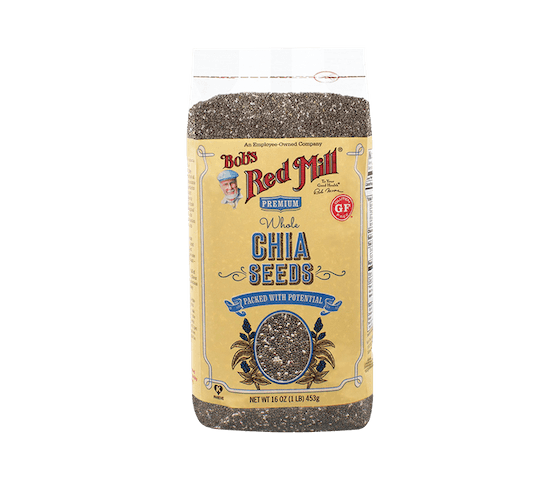 Bob's Red Mill Premium Whole Chia Seeds 453 gr